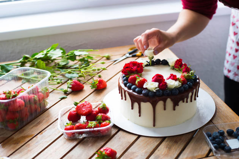 Cake_baking