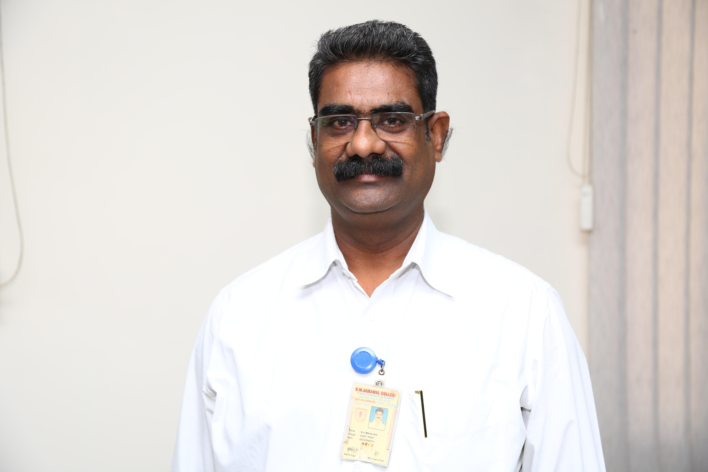 Mr. Bhanudas Mahajan