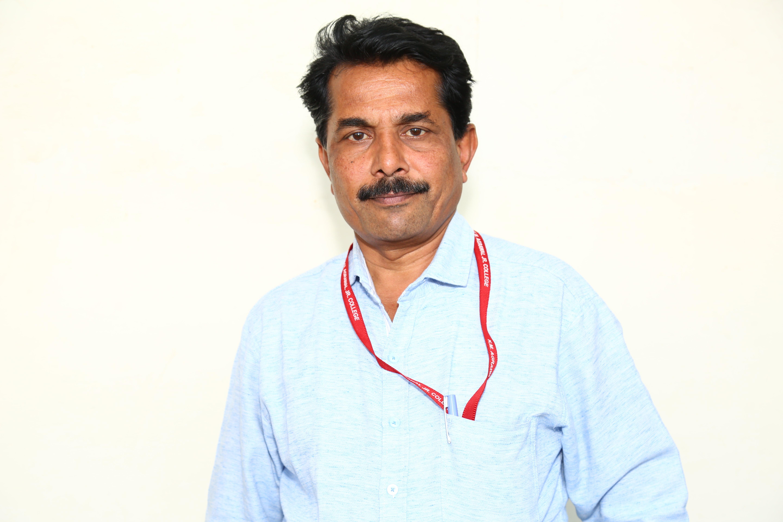 Dr. Kiran Chavan