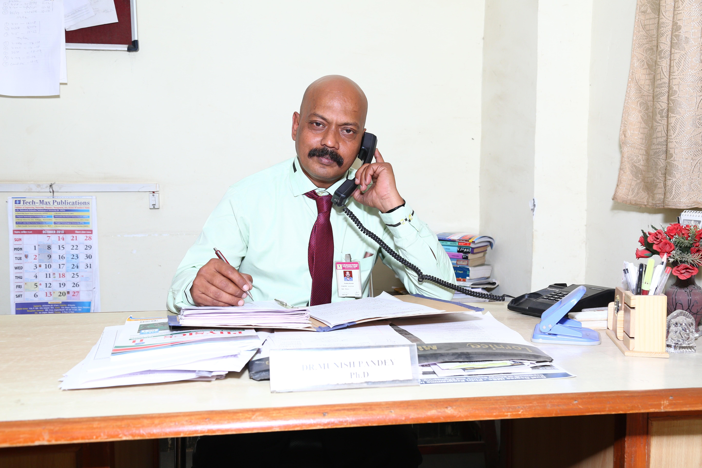 Dr. Munish Pandey